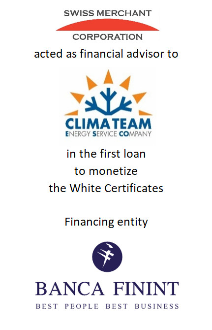 Climateam - Swiss Merchant Corporation