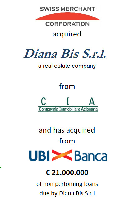 Diana Bis - Swiss Merchant Corporation