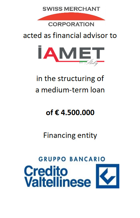 Iamet - Swiss Merchant Corporation