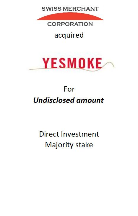 Yesmoke - Swiss Merchant Corporation