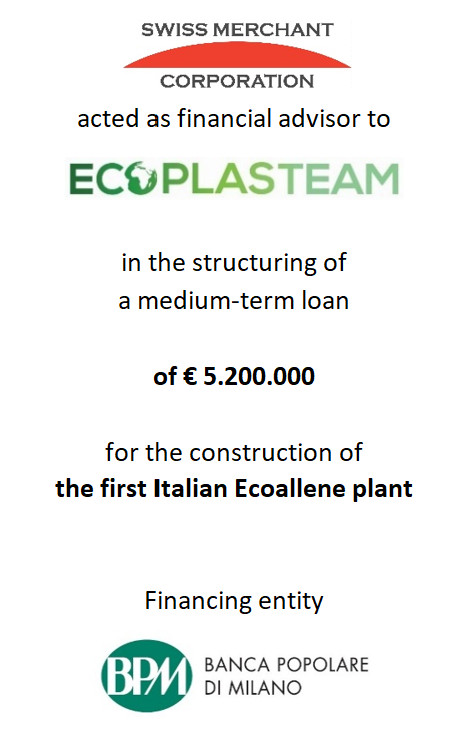 Ecoplast - Swiss Merchant Corporation