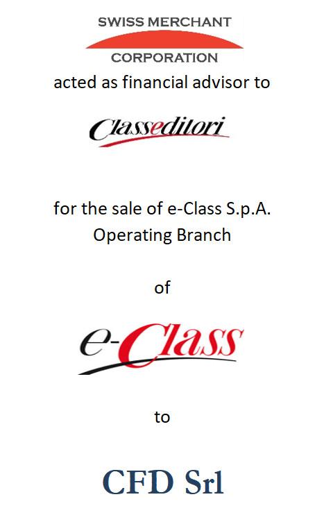 Classeditori - Swiss Merchant Corporation