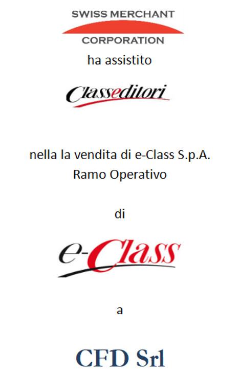 Class editori- Swiss Merchant Corporation